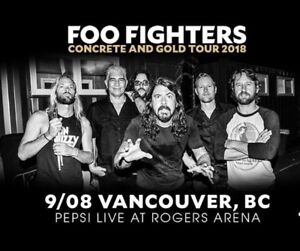 Foo Fighters Vancouver