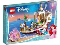 Lego Disney Princess Ariels Royal Celebration Boat 41153