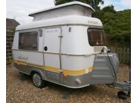 ICONIC ERIBA PUCK TOURING 2002 + AWNING MANY EXTRAS BEAUTIFUL CONDITION INSIDE & OUT ALL WORKING