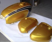 Motorcycle painting and paint restoration