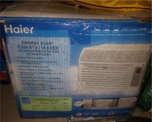 Air climatisé / conditioning air