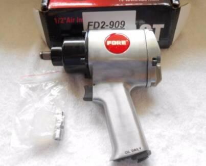 """Fore Tools FD-2909 1/2"""" Air Impact Gun! Powerful 860Nm @ Moolap"""