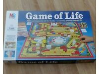 Game of Life 1978 edition vintage game