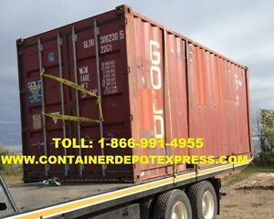 Used Steel Storage Containers / Steel Shipping Containers Peterborough Peterborough Area image 9