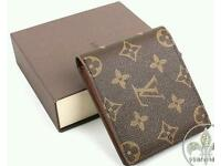 Louis Vuitton Wallet With Box (6 Styles Available)