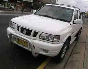 Holden 4 sale (frontera 4wd) $4100 ONO Parramatta Parramatta Area Preview