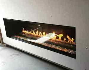 Fireplace RP-620 Show Room Burn Display Clearance Price 50% OFF!