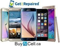 SMARTPHONE SCREEN REPAIRS - ALL MODELS -  REPAIR CENTERS