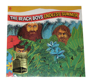 THE BEACH BOYS  ENDLESS SUMMER - DOUBLE 12