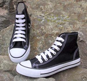 mens trendy retro hitop baseball boots trainers
