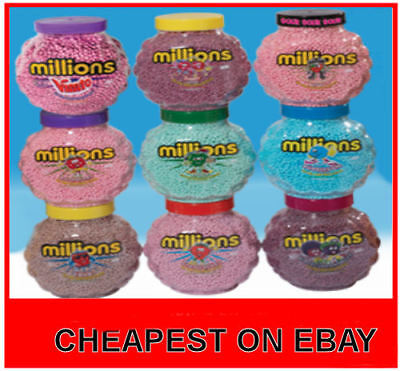 Millions Sweets WHOLESALE DISCOUNT Treats Party Retro Candy CHEAPEST ON EBAY