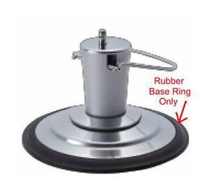 Takara Belmont Elegance BB225 Barber Chair Base Rubber Ring