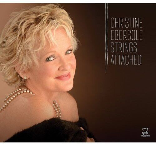 Christine Ebersole - Strings Attached [New CD]