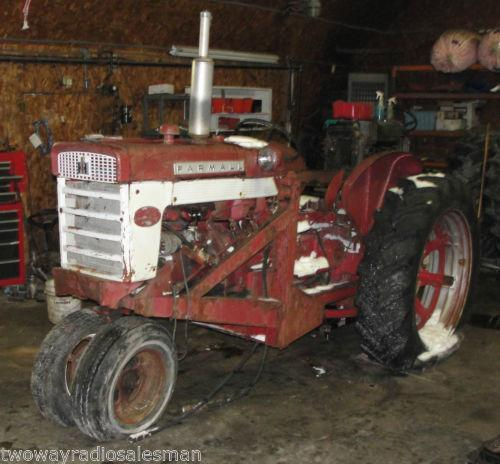 Ih 340 Utility Tractor Parts : International tractor ebay