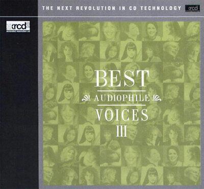 Best Audiophile Voices III (Best Audiophile Voices Iii)