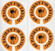 Bowls Stickers