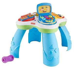 Fisher price table ebay - Table activite fisher price ...