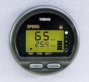 Yamaha Digital Speedometer
