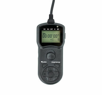 JJC Timer Remote Shutter Cord for NIKON MC-DC2 D5600 D750 D5600 D7700 D5300