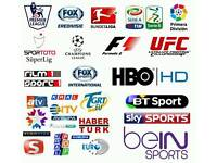 SPORTS IPTV FOR PUBS / CLUBS