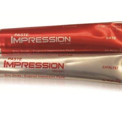 Coltene Dental Impression Paste Zinc Oxide Eugenol Impression Paste Free Ship