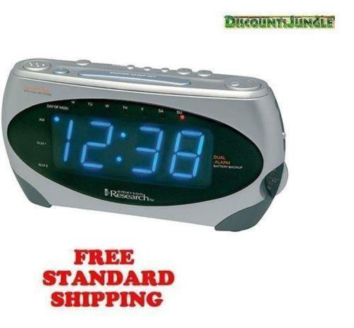 emerson smartset digital clocks clock radios ebay. Black Bedroom Furniture Sets. Home Design Ideas