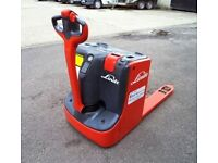 Linde T18 electric power pallet truck