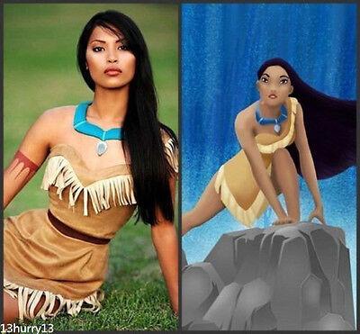 New Pocahontas Princess Disney