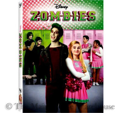 Disney Channel Movie Zombies High School Football Cheerleader Musical Dance DVD