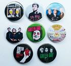 Green Day Buttons