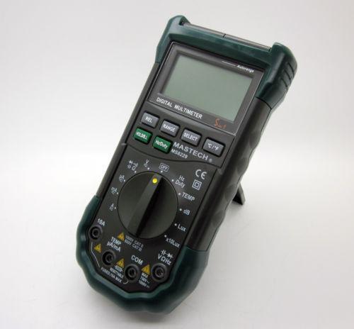 Cen Tech Digital Clamp Meter Mini : In multimeter ebay