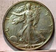 1923 Walking Liberty Half Dollar