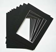 10x8 Photo Mounts