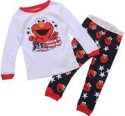 Girls Elmo Pyjamas