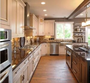 Kitchen Cabinets and Counter tops - Durham region