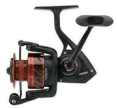 New 2019 Penn FIERCE III 5000 FRCIII5000  Spin Spinning Fishing Reel Warranty
