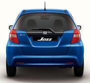 Honda Jazz Tailgate