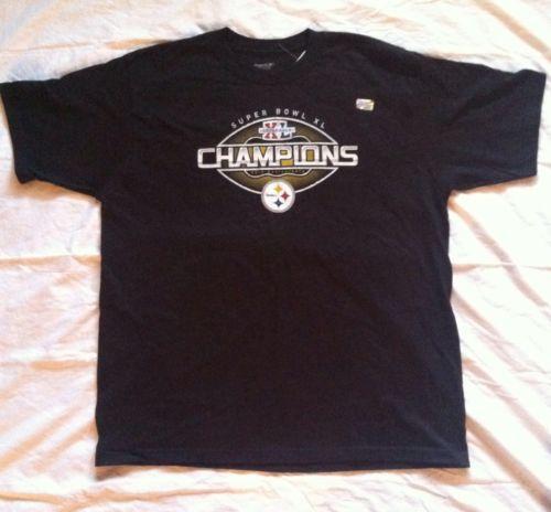 Pittsburgh Steelers Super Bowl Shirt Ebay