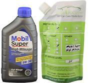 Mobil 1 Oil 5W 30