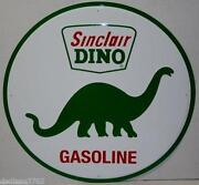 Sinclair Gas Station Signs