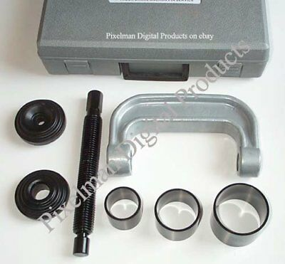 Kingpin Car - FORGED C CLAMP 3in1 BALL JOINT U joint Kingpin Car Service Set install remove