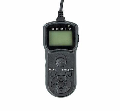 Timer Remote Control for Nikon MC-DC2 D600 D3100 D3200 D7500 D5600 D750 D5500