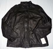 Mens Merona Leather Jackets