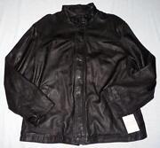 Mens Merona Leather Jackets