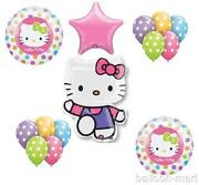 Hello Kitty Birthday Decorations