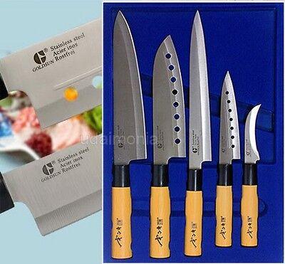 Kitchen Knife Set Chef Knives Sashimi Chef