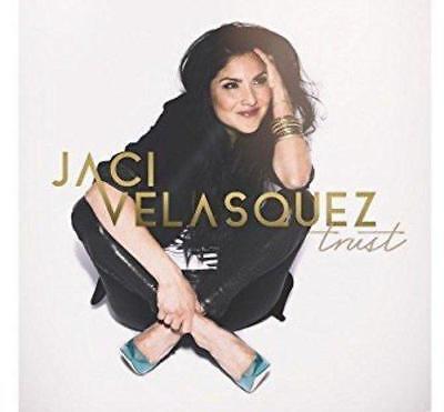 - JACI VELASQUEZ Trust (2017) 10-track CD album NEW/SEALED