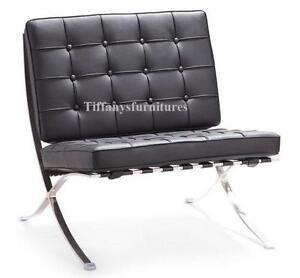 barcelona chair | ebay