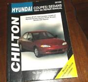 Hyundai Repair Manual