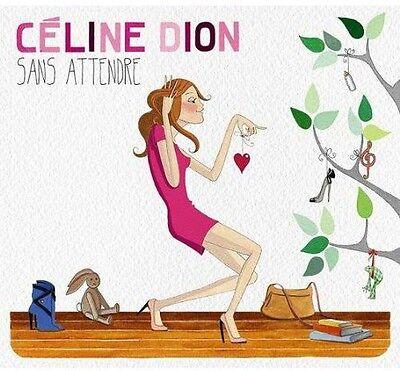 Celine Dion  Anne Geddes   Sans Attendre  New Cd  Asia   Import